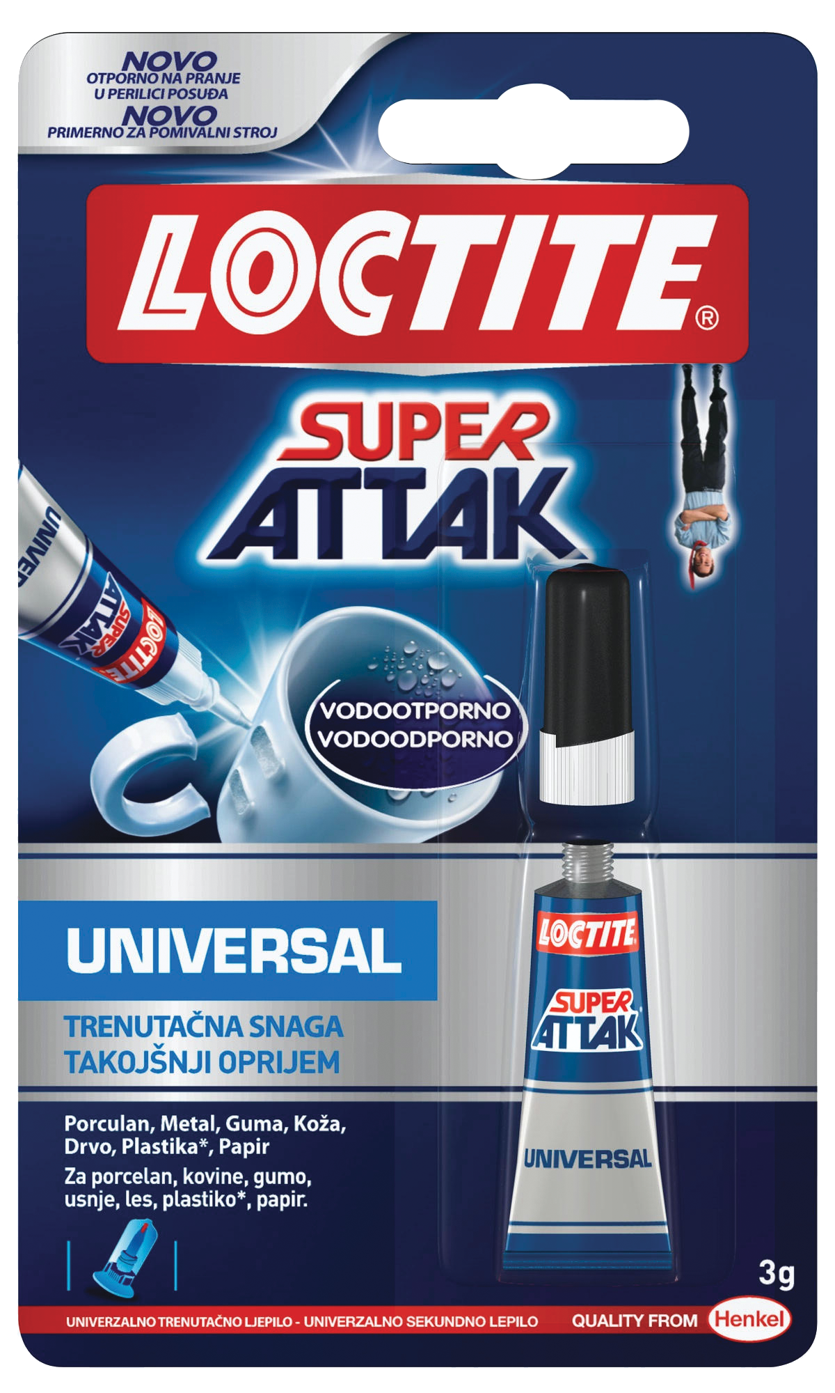 Super Attak Universal